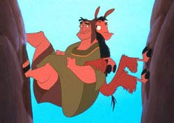 The Emperor's New Groove Movie Review