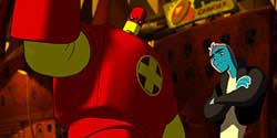 Osmosis Jones Movie Still