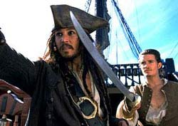 Pirates Of The Caribbean: The Curse Of The Black Pearl Movie Still