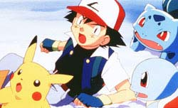 Pokemon The Movie 2000 Movie Review
