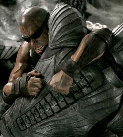 The Chronicles Of Riddick Movie Review