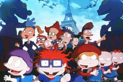 Rugrats In Paris Movie Review