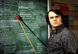 School Of Rock Movie Review