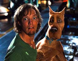 Scooby-Doo Movie Review