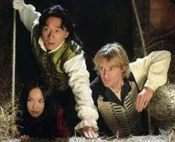 Shanghai Knights Movie Review
