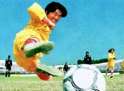 Shaolin Soccer Movie Review