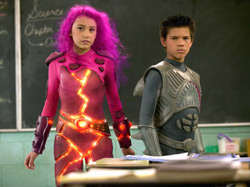 The Adventures of SharkBoy & LavaGirl in 3-D Movie Review
