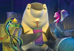Shark Tale Movie Review