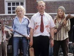 Shaun Of The Dead Movie Still