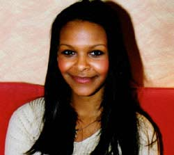 Samantha Mumba Interview