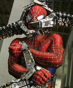 Spider-Man 2 Movie Still