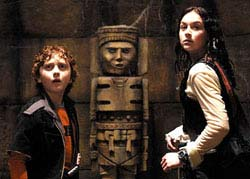 Spy Kids 2: The Island Of Lost Dreams Movie Review