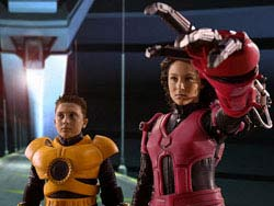 Spy Kids 3d: Game Over Movie Still
