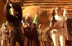 Star Wars: Episode II - Attack Of The Clones Movie Still