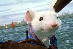 Stuart Little Movie Review