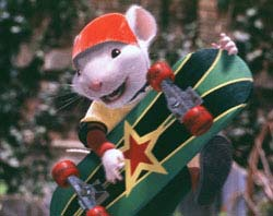 Stuart Little 2 Movie Review