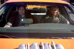 Taxi Movie Still
