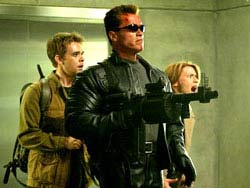 Terminator 3: Rise Of The MacHines Movie Still