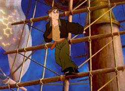 Treasure Planet Movie Still