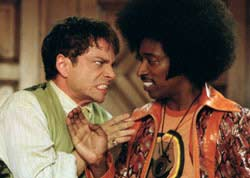 Undercover Brother Movie Review