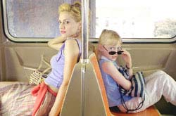 Uptown Girls Movie Review