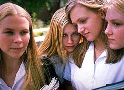 Virgin Suicides Movie Still