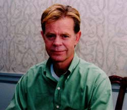 William H Macy Interview