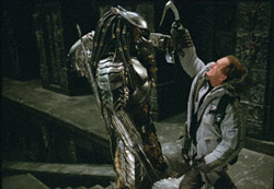 Alien Vs. Predator Movie Review