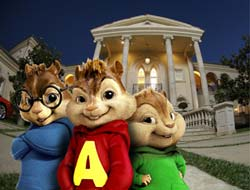 Alvin And The Chipmunks Movie Still