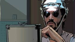 A Scanner Darkly Movie Review
