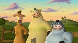 Barnyard: The Original Party Animals Movie Review