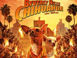 Beverly Hills Chihuahua Movie Review