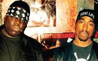 Biggie And Tupac Movie Still