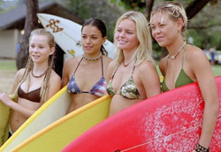 Blue Crush Movie Review