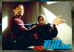 Blue Streak Movie Review