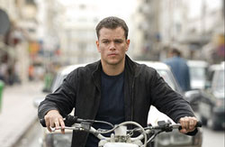 The Bourne Ultimatum Movie Still