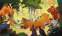 Brother Bear Movie Review