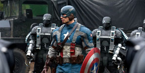 Captain America: The First Avenger Movie Still