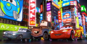 Cars 2 Movie Still