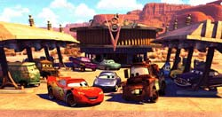Cars Movie Still