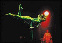 Cirque Du Soleil: Dralion Movie Still
