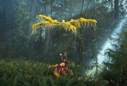 Cirque Du Soleil: Journey Of Man Movie Review