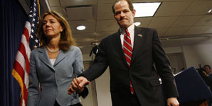 Client-9: The Rise And Fall Of Eliot Spitzer Movie Still
