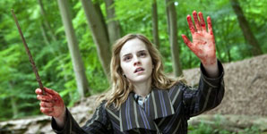 Harry Potter and the Deathly Hallows: Part 1 Movie Still