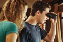 Disturbia Movie Still