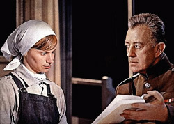 Doctor Zhivago Movie Still