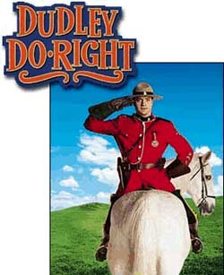 Dudley Do-Right Movie Review