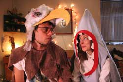 Eagle Vs Shark Movie Still