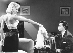 Ed Wood Movie Still