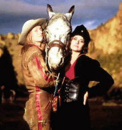 Even Cowgirls Get The Blues Movie Review